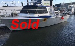 12 mtr Dive - Charter Boat