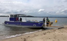 Commercial Barges for Sale in Australia | 2017