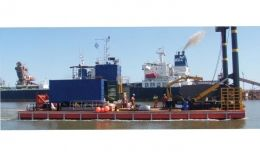 24 mtr Heavy Lift Barge