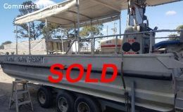 25ft Landing Craft - SOLD
