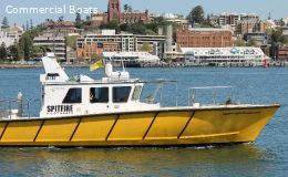 2C Commercial Crew Transfer/Pilot Boat