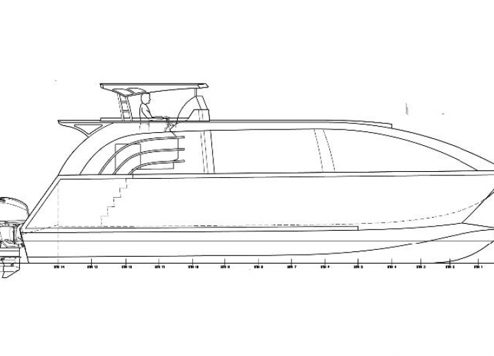 Commercial Boats For Sale - Pax Charter - 39 pax Fast Ferry