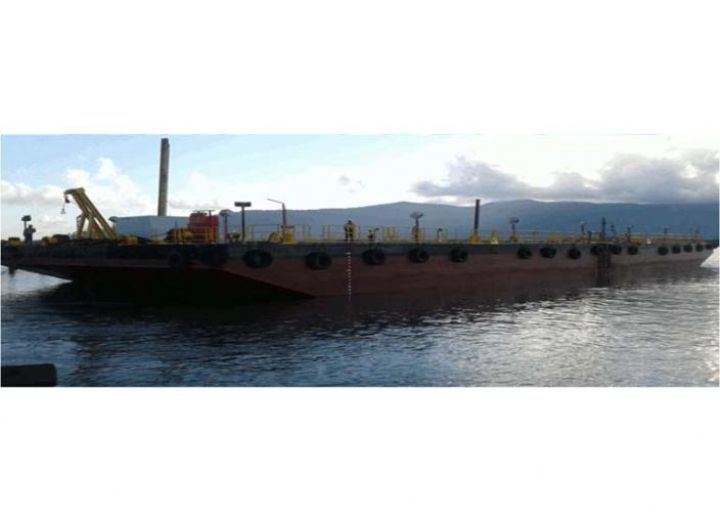 55 mtr Barge