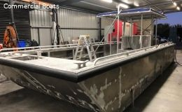 8.5 mtr Work Boat