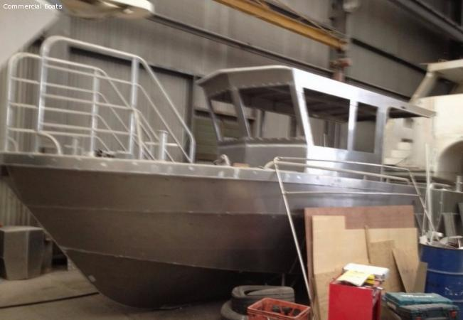 Commercial Boats For Sale - 8 Mtr Work/Dive Boat, new build