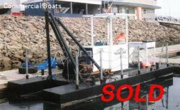 Anchor - Mooring Barge - SOLD