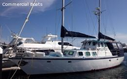 Commercial Yacht 16.36 Mtr in 1c - 1B