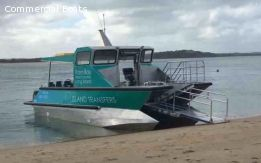 Fast 22 pax Ferry