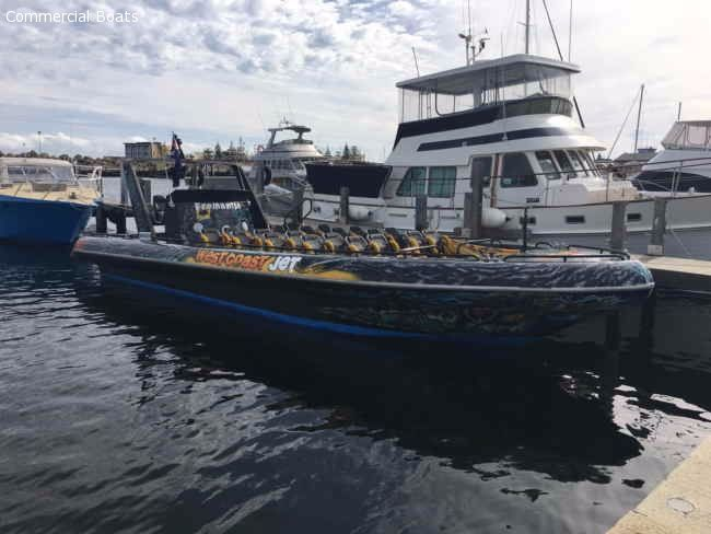 Commercial Boats For Sale - Jet Boat Business For Sale   201