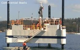 Geotechnical Jack Up Barge