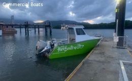 Hire boats NQ, Port Douglas, Tinaroo, Cairns, Cooktown and Mourlyn