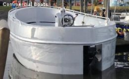 Double Ended Work boat