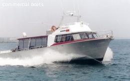 Lease - 16.76 Work - Charter Boat