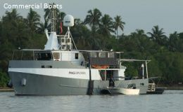 Offshore Charter Vessel for Lease