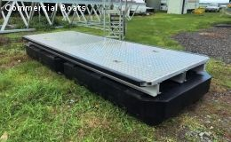 Poly Barges - Pontoons