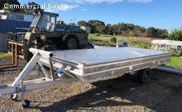 Transportable Dumb Barge 6.1 mtr