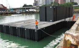 Transportable Modular Barges