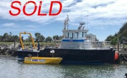 Tug 12 mtr twin screw