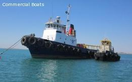 Twin Screw Tug 29.54 mtr
