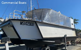 Versatile Crew Transfer / Workboat. Reconfigurable on the fly