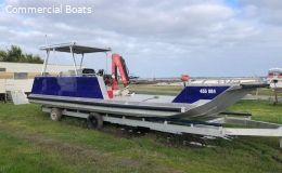 Work Barge 10 mtr